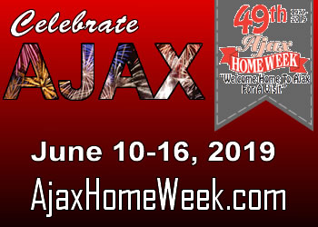 AjaxPickering.ca proudly sponsors Ajax Home Week