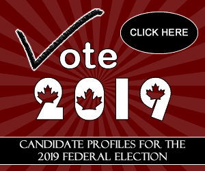 AjaxPickering.ca will be covering the 2019 Federal Election - Stay tuned!