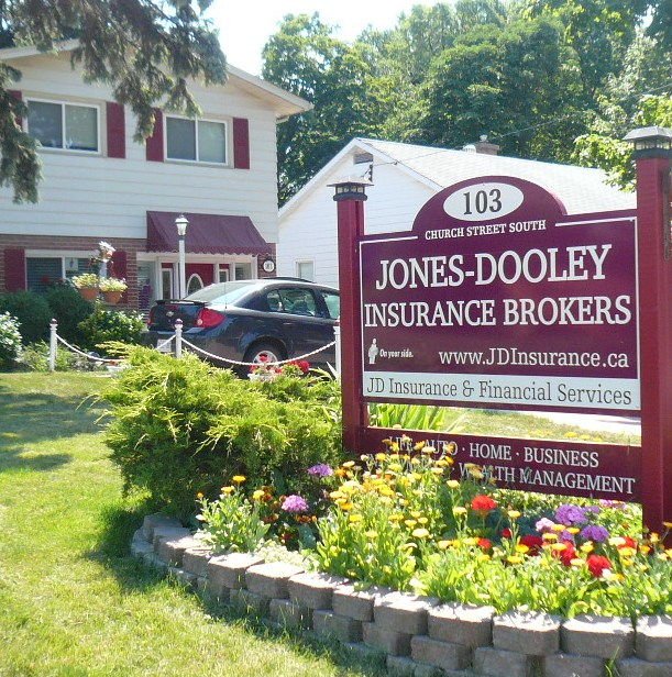 Jones-Dooley Insurance Brokers in Pickering Village
